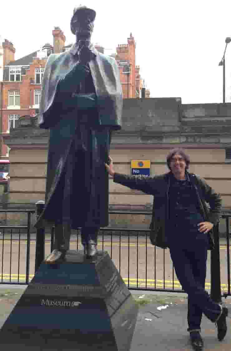 Visiting The World's Greatest Detective on Baker Street