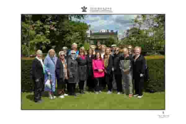 Highgrove Garden Cotswolds Group Picture